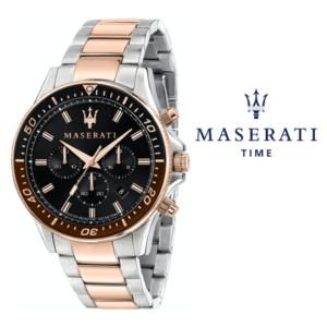 Relógio Maserati® Sfida Black Brown | R8873640009 STF
