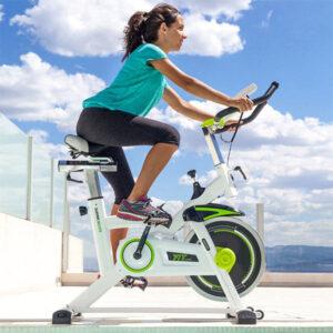 Bicicleta de Spinning Cecotec Fitness 7008 - PORTES GRÁTIS -  VEJA O VIDEO