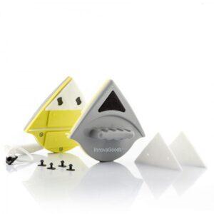 Dispositivo de Limpeza de Vidros Triangular e Magnético Klinmag - VEJA O VIDEO