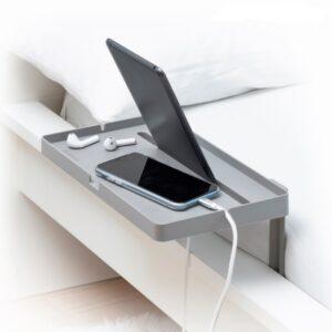 Prateleira Universal de Apoio Para o Seu Smartphone ,Tablet ou Outros Objetos Quando Está na Cama - VEJA O VIDEO