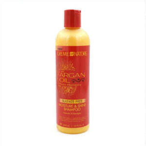 Champô Moisture & Shine Creme Of Nature Óleo de Argão (354 ml)