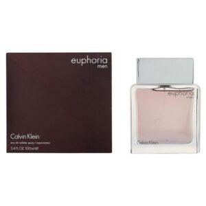 Perfume Homem Euphoria Calvin Klein EDT 100 ml