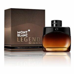 Perfume Homem Legend Night Montblanc  EDP