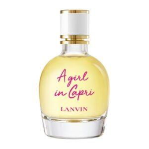 Perfume Mulher A Girl in Capri Lanvin EDP 90 ml