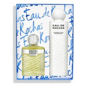 Conjunto de Perfume Mulher Eau de Rochas EDT (2 pcs)