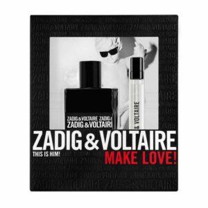 Conjunto de Perfume Homem This is Him! Zadig & Voltaire (2 pcs)
