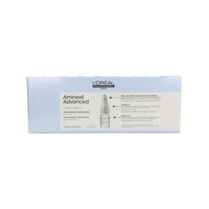 Ampolas Antiqueda Expert Aminexil Advanced L'Oreal Professionnel Paris (42 uds)