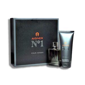 Conjunto de Perfume Homem Nº 1 Aigner Parfums (2 pcs)