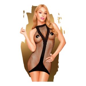 Babydoll Ride Or Die Penthouse Preto S/L