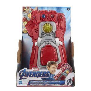 Brinquedo Interativo Avengers Glove Hasbro