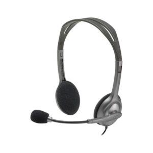 Auriculares com microfone Logitech H111 (Recondicionado A+)