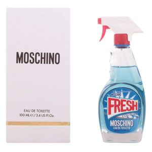 Perfume Mulher Fresh Couture Moschino EDT 100 ml