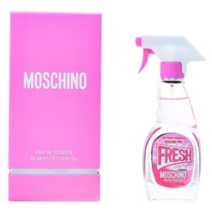 Perfume Mulher Pink Fresh Couture Moschino EDT 50 ml