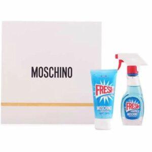 Conjunto de Perfume Mulher Fresh Couture Moschino (2 pcs)