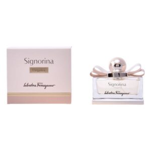 Perfume Mulher Signorina Eleganza Salvatore Ferragamo EDP (50 ml)