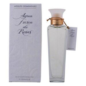 Perfume Mulher Agua Fresca de Rosas Adolfo Dominguez EDT (120 ml)