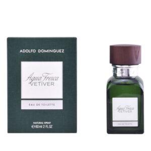 Perfume Homem Agua Fresca Vetiver Adolfo Dominguez EDT (60 ml)