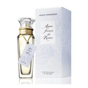 Perfume Mulher Agua Fresca de Rosas Adolfo Dominguez EDT (60 ml)