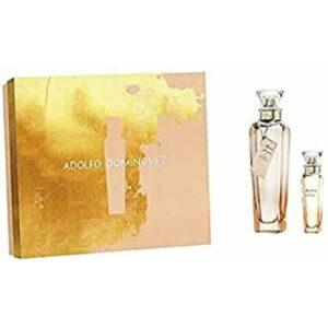 Conjunto de Perfume Mulher Agua Fresca Rosas Blancas Adolfo Dominguez (2 pcs)