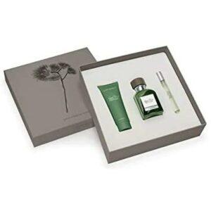 Conjunto de Perfume Homem Agua Fresca Vetiver Adolfo Dominguez (3 pcs)