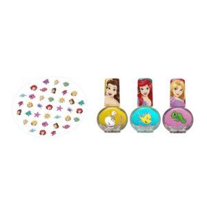 Verniz de Unhas Cartoon Disney Princess  (4 pcs)