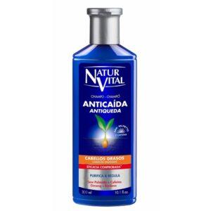 Champô Antiqueda Naturvital (300 ml)