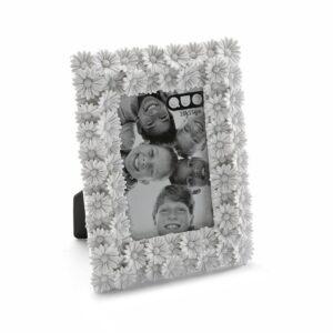 Porta-retratos Bloemen Branco Plástico (10 x 15 cm)