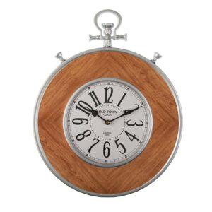 Relógio de Parede Ferro