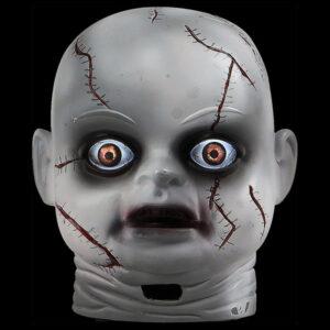 Luminária Halloween Zombie Branco
