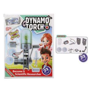 Brinquedo Educativo Dynamo Torch 117776