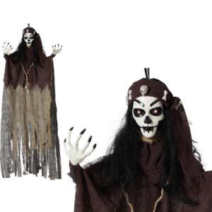 Decoração para Halloween (60 x 12 x 120 cm)