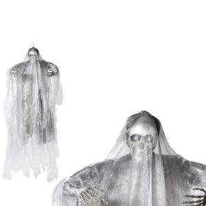 Esqueleto Suspenso Halloween (170 x 170 x 19 cm)