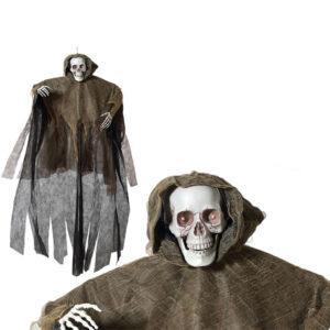 Esqueleto Suspenso Halloween (173 x 155 x 16 cm)