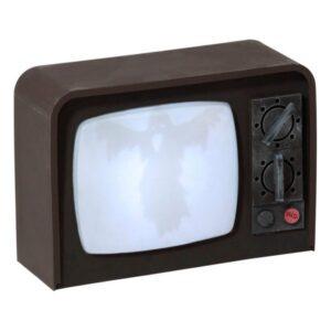 Decoração para Halloween Televisão (12 X 31 x 21 cm)