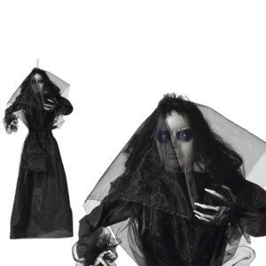 Decoração Suspensa Halloween (140 x 16 x 160 cm) Noiva cadáver