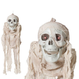 Esqueleto Suspenso Halloween (78 x 27 x 20 cm)