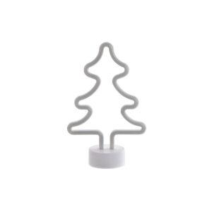 Adorno Natalício DKD Home Decor Verde LED Árvore