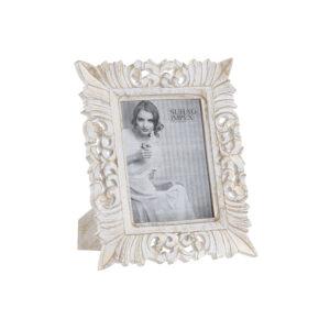 Moldura de Fotos DKD Home Decor Madeira MDF (15 x 15 x 20 cm)