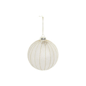 Bola decorativa DKD Home Decor Cristal (10 x 10 x 10 cm)