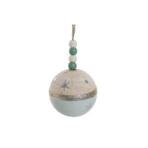 Bola decorativa DKD Home Decor Choupo (5.5 x 5.5 x 17 cm)