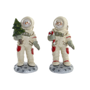 2 Figuras Decorativas DKD Home Decor Resina  (9 x 8.5 x 17 cm)