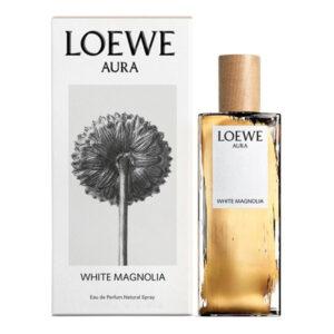 Perfume Mulher Aura White Magnolia Loewe EDP 50 ml