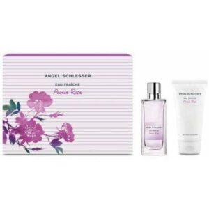 Conjunto de Perfume Mulher Peonia Rosa Angel Schlesser (2 pcs)