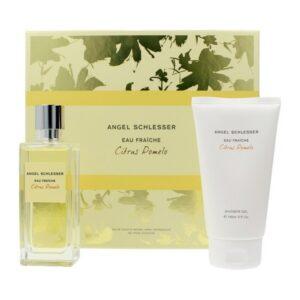 Conjunto de Perfume Mulher Citrus Pomelo Angel Schlesser EDT (2 pcs)
