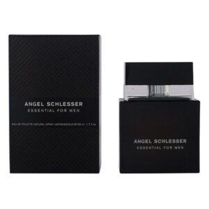 Perfume Homem Essential Angel Schlesser EDT 100 ml