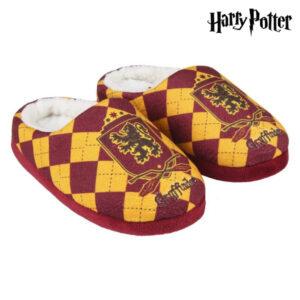 Pantufas Para Crianças Harry Potter Castanho-avermelhado 28-29
