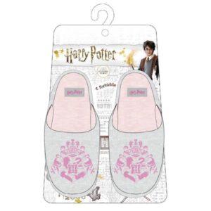 Pantufas Para Crianças Harry Potter Cor de Rosa 28-29