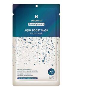 Máscara Facial Beauty Treats Aqua Boost Sesderma (25 ml)