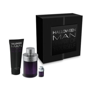 Conjunto de Perfume Homem Halloween Man Jesus Del Pozo (3 pcs)
