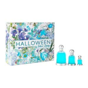 Conjunto de Perfume Mulher Halloween Blue Drop Jesus Del Pozo EDT (3 pcs)